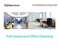 Full Home and office cleaning services