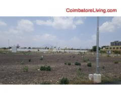 coimbatore - 5.5 cents DTP approved land near saravanampatti and sathy road connect