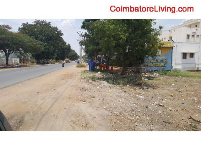 coimbatore - 27 cent for sale in main road for commercial purpose - 2/4