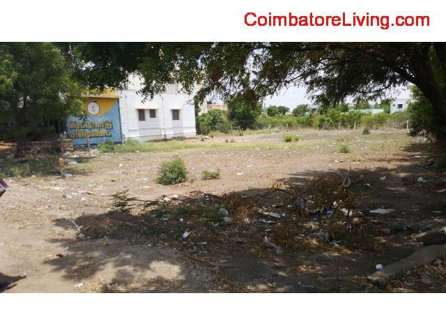 coimbatore - 27 cent for sale in main road for commercial purpose - 3/4