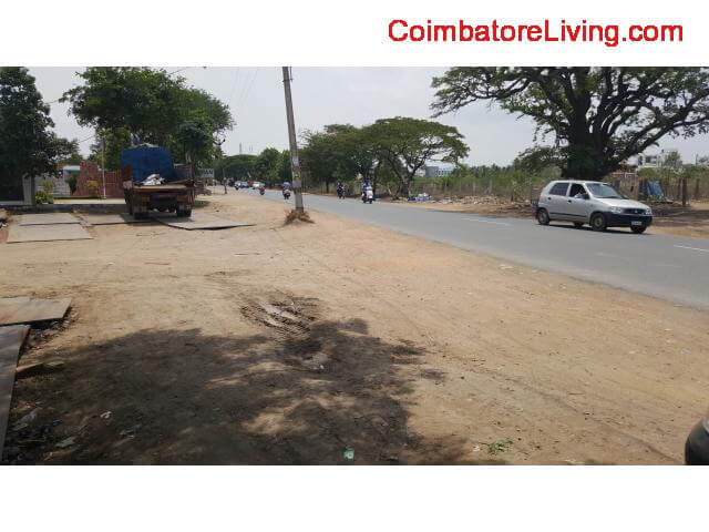 coimbatore - 27 cent for sale in main road for commercial purpose - 4/4