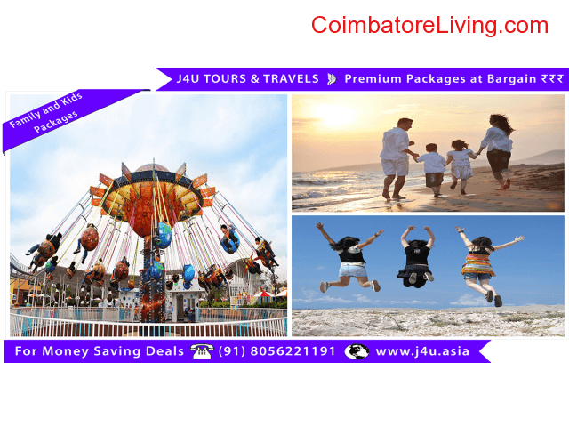 coimbatore - Premium Holiday Packages for Bargain Price - J4U Tours and Travels - 3/6