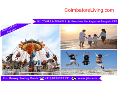 Premium Holiday Packages for Bargain Price - J4U Tours and Travels