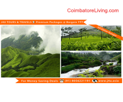 coimbatore - Premium Holiday Packages for Bargain Price - J4U Tours and Travels - Image 4/6