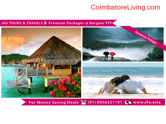 coimbatore - Premium Holiday Packages for Bargain Price - J4U Tours and Travels - 5/6