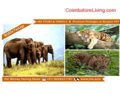 coimbatore - Premium Holiday Packages for Bargain Price - J4U Tours and Travels - Image 6/6