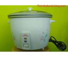 Brand New Electric Rice Cooker Available for Sale