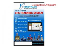 100% ANTHI-THEFT WITH GPS TRACKING SYSTEM