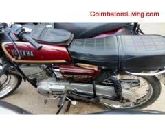 coimbatore - YAMAHA RX 135 FORR SALE 1999 AT VERY GOOD CONDITION
