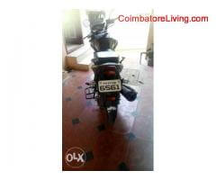 coimbatore - Yamaha SZ-R for sale 7000kms running 6 months used company service