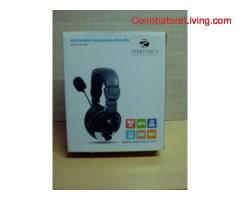 coimbatore -New - Zebronic Mullimedia HeadPhone ZEB - 100HM