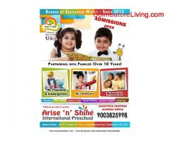 coimbatore -Arise N Shine School of Excellence