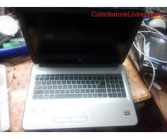 Hp amd A8 lap partially used for sale
