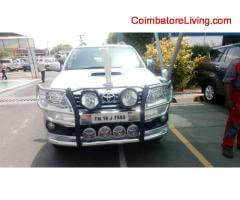 coimbatore - Toyota Fortuner for sale at Very Good Condition 2013 model