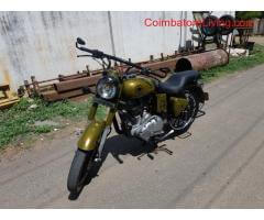 coimbatore - Royal enfield Classic 350 (Harley Modified)2011 Model
