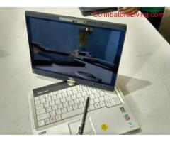 ouch screen And Screen Rotating laptop