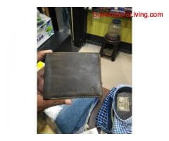coimbatore - Branded Wallets For sale surplus leather
