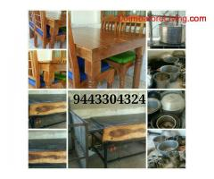 Used hotel Furniture items for sale
