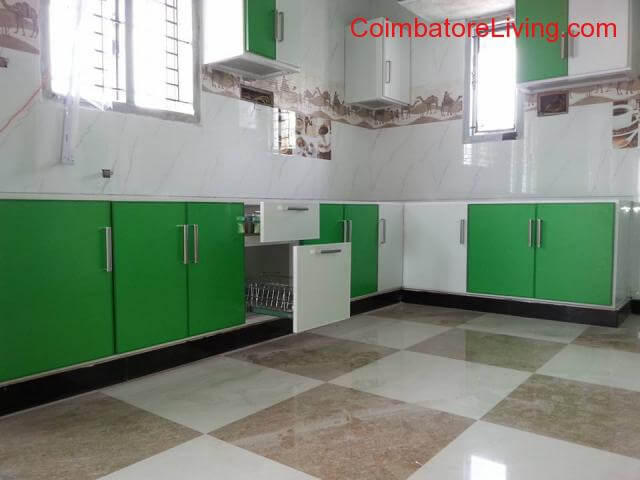 coimbatore - Aluminium fabrication,kitchen cupboard - 1/2