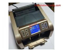 Currency counting machine and fake note detection machine
