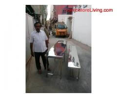coimbatore - Stainless steel furniture manufacturers - Image 3/3