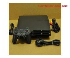 coimbatore -modd playstation 3 with games good condition