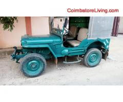 coimbatore - Willy's Jeep