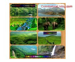 coimbatore -WAYANAD PACKAGE TOUR (1n/2d)was