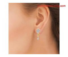Branded Diamond Earring for sale