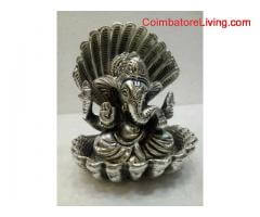 coimbatore - White metal products