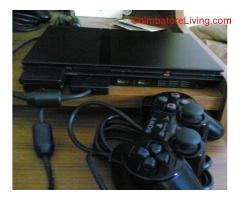 Latest Combo Sony Playstation - 2 new look condition player 4600 rs