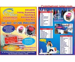 laundry service in coimbatore saibaba colony