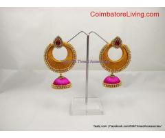 coimbatore - Chand Bali Earrings