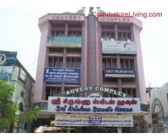 coimbatore -1000/2000/4000 Sq.Ft office space in trichy Main road