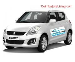 self drive car in coimbatore