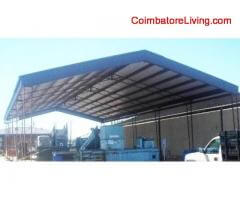 coimbatore - Roofing fabrication