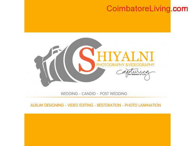 coimbatore - SHIYALNI Photography & Videography, Capturing the moments of life - 1/3