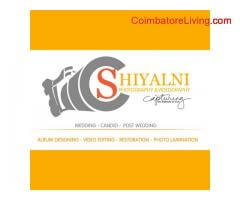 coimbatore - SHIYALNI Photography & Videography, Capturing the moments of life