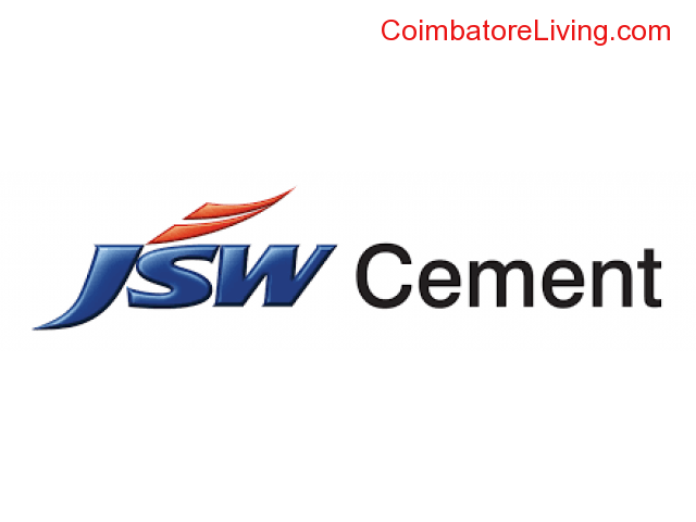 Jsw Cement Sub Dealer Wanted