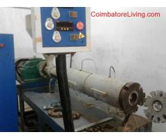 coimbatore -63mm Single Screw PVC Pipe Manufacturing Machine