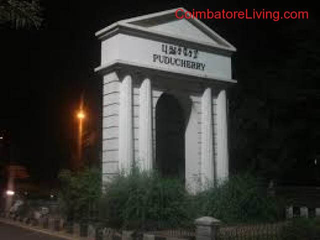 coimbatore - Weekend/Two day trip to Pondicherry at cheapest fare - 1/5