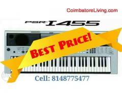 coimbatore - Yamaha Psr i 455 Keyboard - Sealed Pack With Warranty
