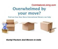 coimbatore -Kurinji Packers And Movers in Chennai