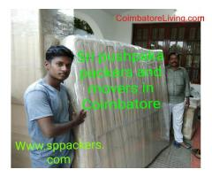 coimbatore -Sri Pushpaka Packers And Movers in Coimbatore