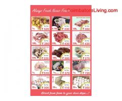 coimbatore - Fresh Meat & Egg Home Delivery in oimbatore