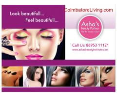 coimbatore - best Ladies Beauty Parlours Coimbatore,Beautician Courses, Spa for women in Coimbatore, Tamilnadu