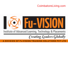 coimbatore - No Bad Review!!Gives more energy to fu-vision to server Best in Software Training