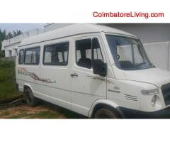 Force traveller for sale life tax