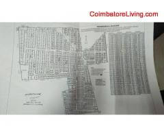 coimbatore - 5 cents dtp approved land sale