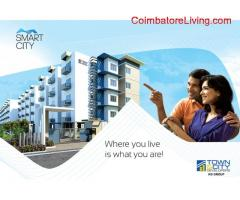 coimbatore -1 BHK Apartment for sale